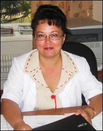 БОБЕР Наталья Петровна