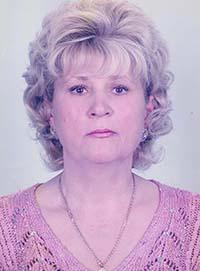 Гляделкина Лидия Владимировна